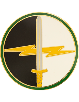 1st Information Operations Command Combat Service Identifications Badge