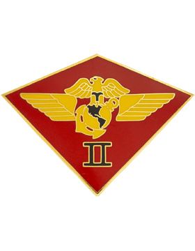 2 Marine Aircraft Wing Unit Identification Badge