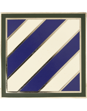 0003 Infantry Div Unit Identification Badge (D-P0003A)