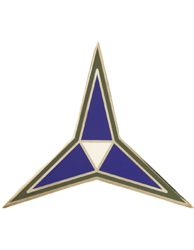 3rd (III) Corps Combat Service Identification Badge