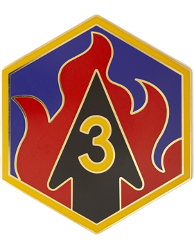 0003 Chemical Unit Identification Badge (D-P0003E)