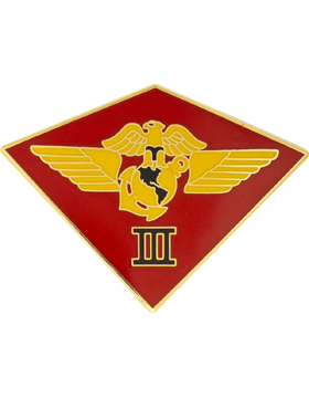 0003 Marine Aircraft Wing Unit Identification Badge (D-P0003F)