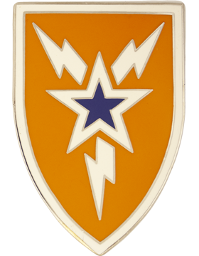 3rd Signal Brigade Combat Service Identification Badge