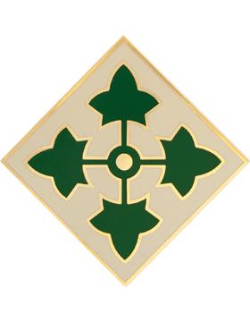 0004 Infantry Div Unit Identification Badge (D-P0004A)