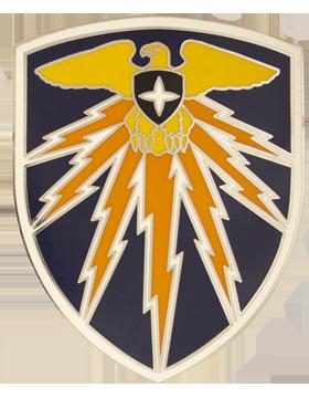 0007 Signal Command Unit Identification Badge (D-P0007B)