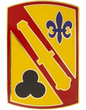 42nd Field Artillery Combat Service Identification Badge