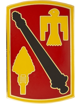 45th Fires Brigade Combat Service Identification Badge