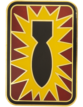 52nd Ordnance Group Combat Service Identication Badge