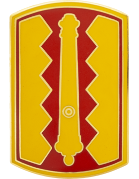 54th Field Artillery Brigade Combat Service Identification Badge