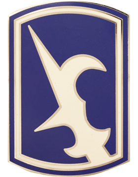 67th Battlefield Surveillance Brigade Combat Service Identification Badge