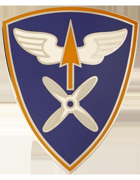 110th Aviation Brigade Combat Service Identification Badge
