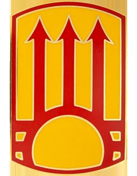 111th Maneuver Enhancement Brigade Combat Service Identification Badge