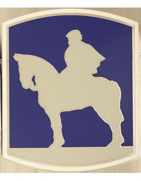116th Infantry Brigade Team Combat Service Identification Badge