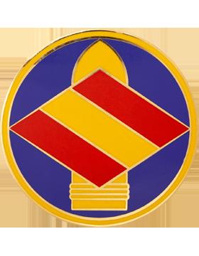 142nd Fires Brigade Combat Service Identification Badge