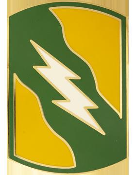 155th Armored Brigade Combat Team Combat Service Identification Badge