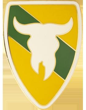 163rd Armored Brigade Combat Service Identification Badge
