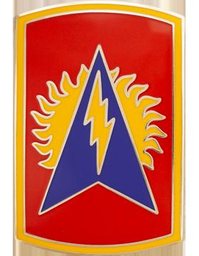 164th Air Defense Artillery Combat Service Identification Badge