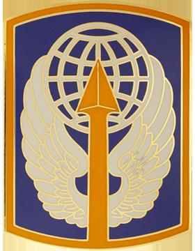 166th Aviation Brigade Combat Service Identification Badge