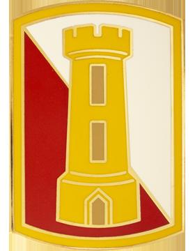 168th Engineer Brigade Combat Service Identification Badge