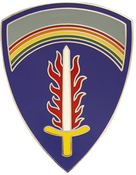 US Army Europe Unit Identification Badge (D-PUSAEU)