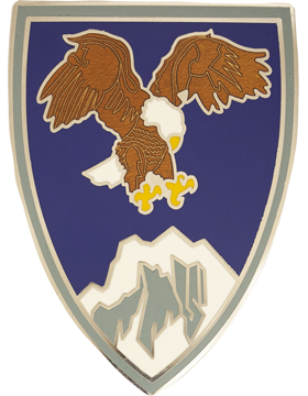 US Combined Forces-Afghanistan Unit Identification Badge (D-PUSCFA)