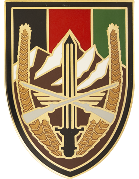 US Forces-Afghanistan Unit Identification Badge (D-PUSFA)