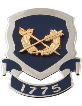 Regimental Crest JAG (1775)