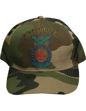 Cap Camo with Fire Protection Subdued DC-AF/500/C
