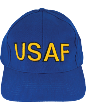 Cap (DC-RC/005) Royal Blue with