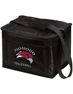 Donoho Falcons Volleyball Lunchbox
