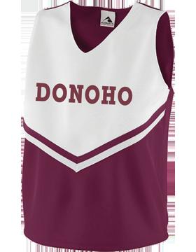 Donoho Girls Pride Shell 9111