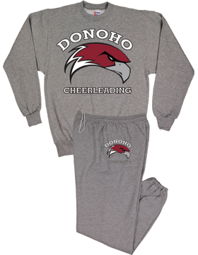 Donoho Cheer Spirit Pack