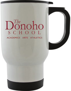 Donoho School Travel Mug