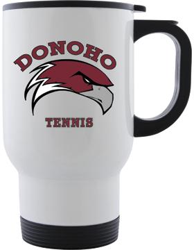 Donoho Travel Mug Stainless Steel