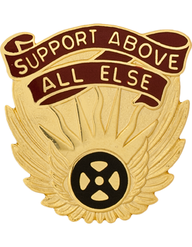 1106 Aviation Group CA ARNG Unit Crest (Support Above All Else)