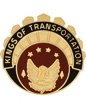 1120 Transportation Bn Unit Crest (Kings Of Transportation)