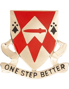 1249 Engineer Bn Unit Crest (One Step Better)