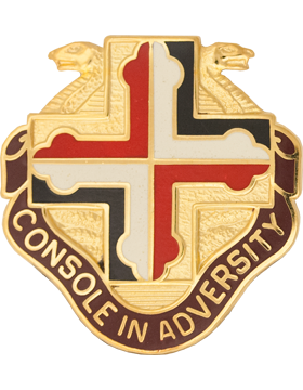2290 Hospital Unit Crest (Console In Adversity)