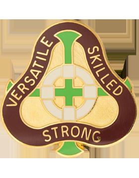 2291 Hospital Unit Crest (Versatile Skilled Strong)