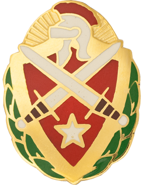 Allied Forces Southern Europe Unit Crest (No Motto)