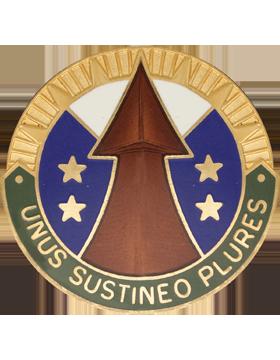 Army Reserve Sustainment Command (Unus Sustineo Plures) DUI-ARSC