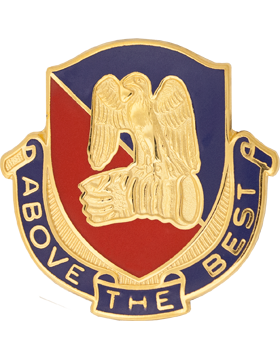 Aviation School Unit Crest (Above The Best)
