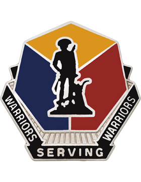 National Guard Training Center Garrison Command (Warriors Serving Warriors)