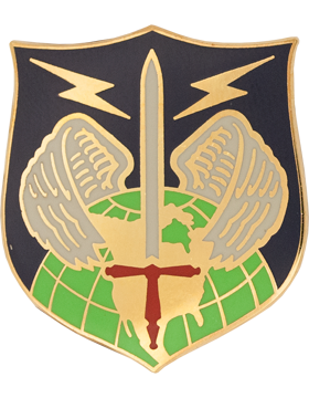 NORAD Unit Crest (No Motto)