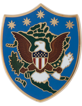 US Northern Command Unit Crest (No Motto)