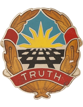 Operational Test Command Unit Crest (Truth)
