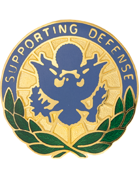 Personnel Intelligence DOD And Joint Activity Unit Crest (Supporting Defense)