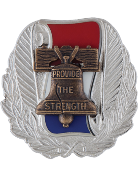 Recruiting Command Unit Crest (Provide The Strength)
