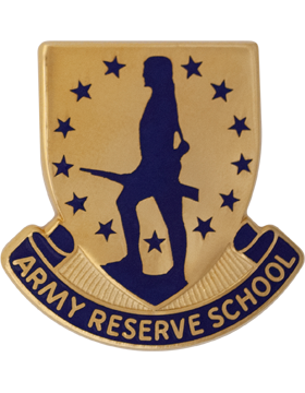 Reserve School Unit Crest (Army Reserve School)