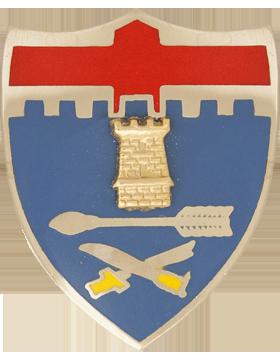 11th Infantry Unit Crest (No Motto)